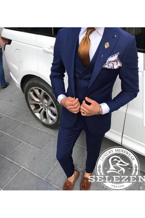 Свадебный костюм тройка G67