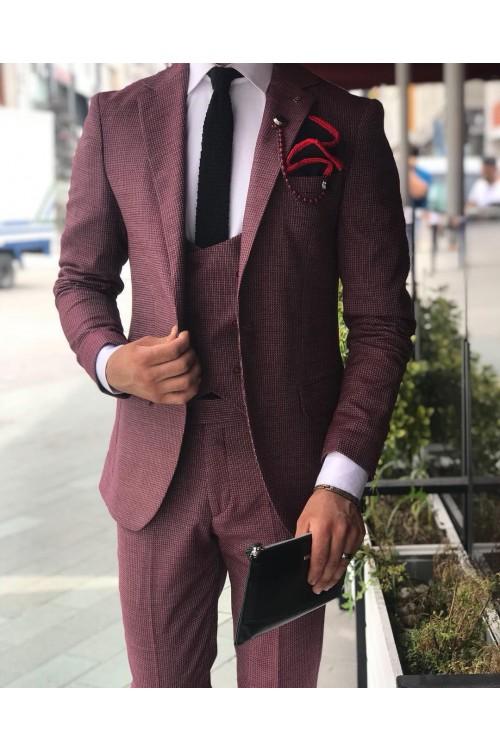 Свадебный костюм тройка G113