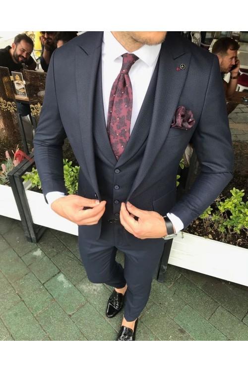 Свадебный костюм тройка G31