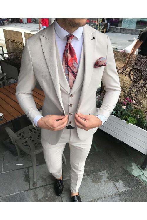Свадебный костюм тройка G35