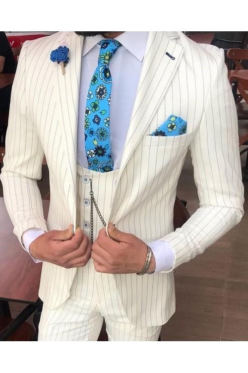 Свадебный стильный костюм G88