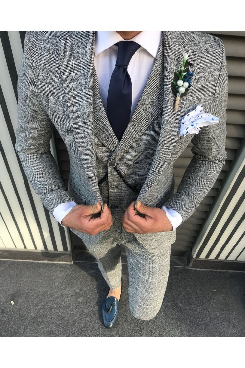 Современная классика костюм G141