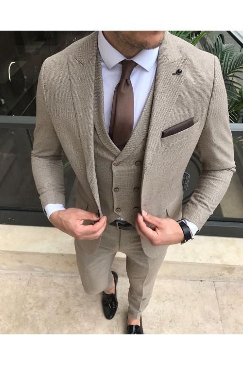 Свадебный костюм тройка G45