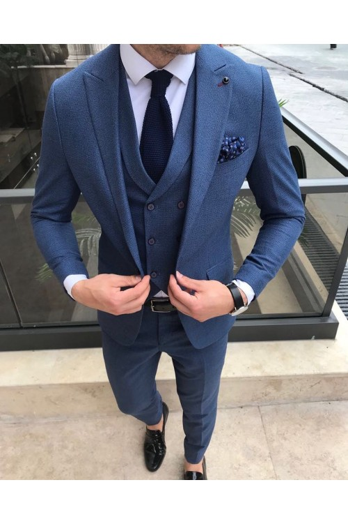 Деловой костюм G46 тройка