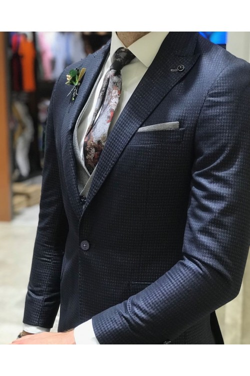 Свадебный костюм тройка G52