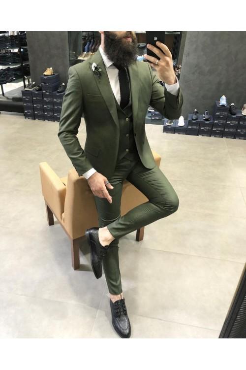 Официальный стильный костюм G54