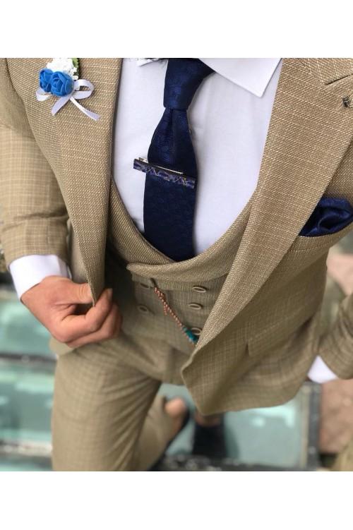 Свадебный костюм тройка G152