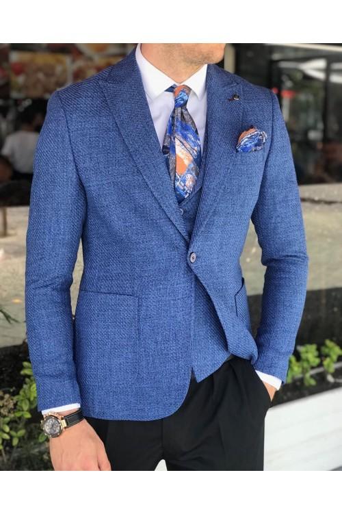 Свадебный костюм двухцветный G59