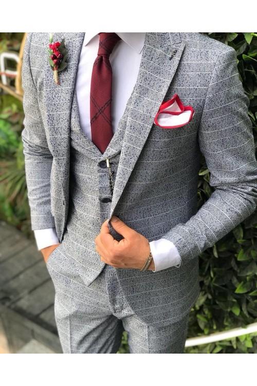 Мужской официальный костюм G120