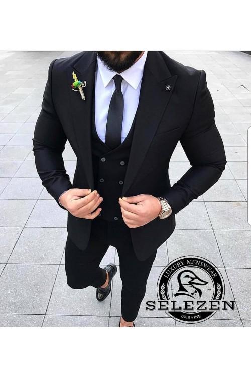 Деловой костюм G75
